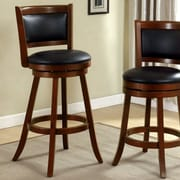 Hokku Designs Kriselle 30'' Swivel Bar Stool