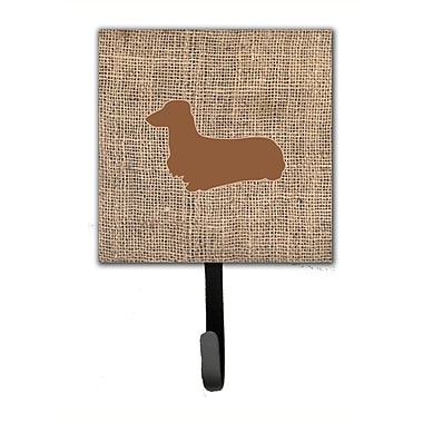 Caroline's Treasures Dachshund Leash Holder and Wall Hook