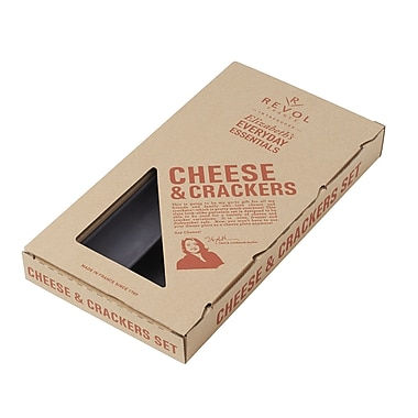 Revol Elizabeth's Everyday Cheese and Crackers Serving Tray