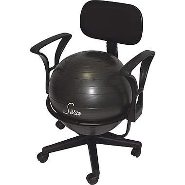 GGI International Sivan Health And Fitness Exercise Ball Chair