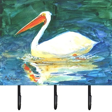 Caroline's Treasures Pelican Leash Holder and Key Hook
