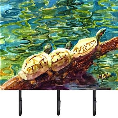 Caroline's Treasures Turtle Wall Hook