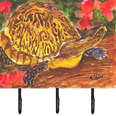 Caroline's Treasures Turtle Key Holder