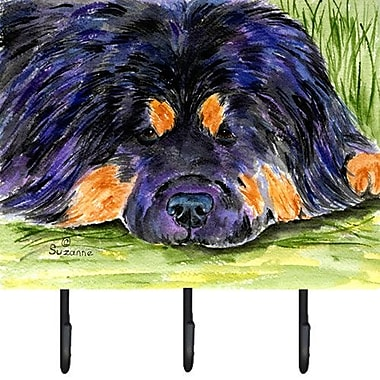 Caroline's Treasures Tibetan Mastiff Leash Holder and Key Hook