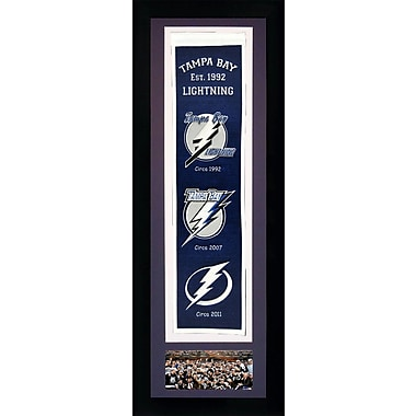 Legends Never Die Framed Graphic Art; Tampa Bay Lightning