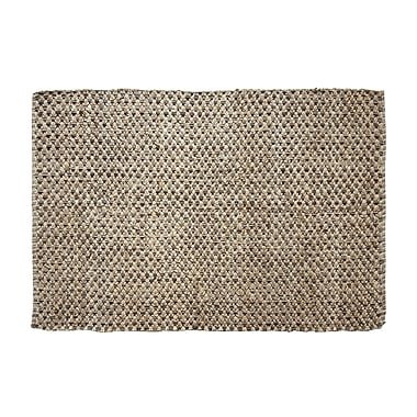 Chesapeake Criss Hand-Woven Natural Area Rug