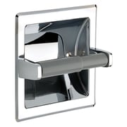 Franklin Brass Recessed Paper Holder with Plastic Holder (1607B)
