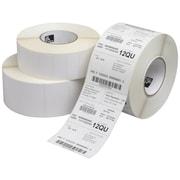 "Zebra® Z-Select® 10011044 4000D Paper Thermal Transfer Label, White, Cont x 3""(W) x 55'(L)"