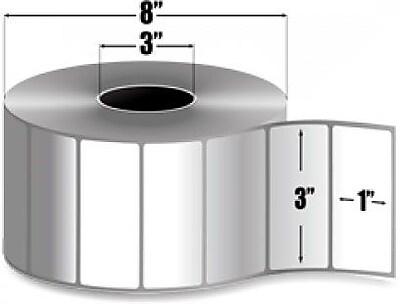 Zebra Technologies® 10011702 Z-Ultimate 3000T Thermal Label, 1