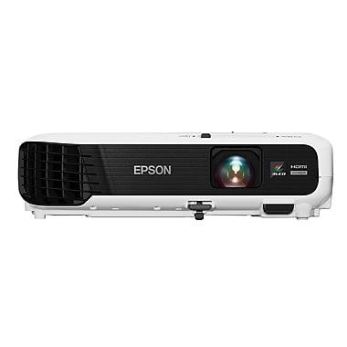 Epson – Projecteur d'entreprise 3LCD WXGA VS345