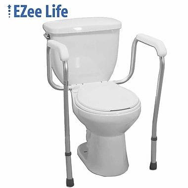 Ezee Life (CH1040) Toilet Safety Frame, White