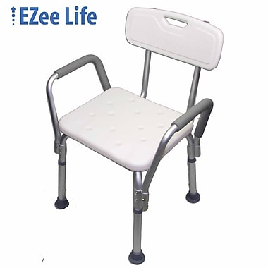 Ezee Life (CH1062) Bath Seat with Arms