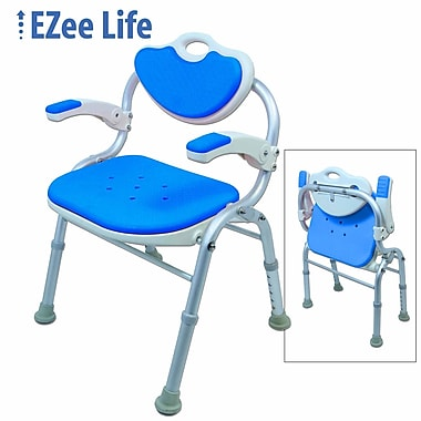 Ezee Life (CH1063B) Bath and Shower Chair