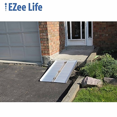 Ezee Life (EZ3R) Single-Fold Aluminum Ramps