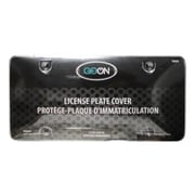 Goon License Plate Cover, Clear
