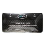 Goon – Protège-plaque d'immatriculation, transparent