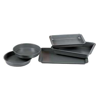 Modern Homes 5-Piece Easy Bake & Roasting Set