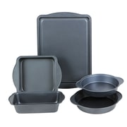 Modern Homes 5-Piece Bakeware Set, Large