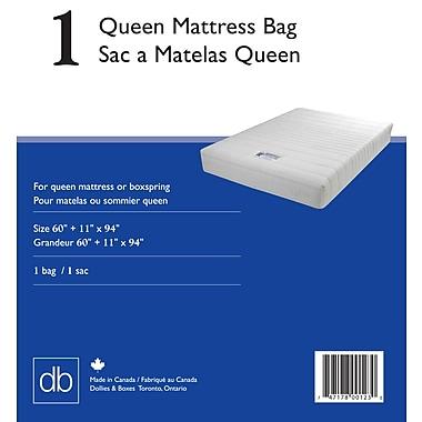 Mattress Bags, Queen, 3mil