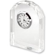 Elegance – Horloge arche de cristal