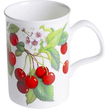 Roy Kirkham Lancaster Mug, Cherry, Set Of 6
