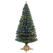 Jolly Workshop 6' Green Artificial Christmas Tree w/ LED Light w/ Stand