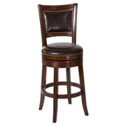 Hillsdale Lockefield 26'' Swivel Bar Stool