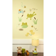 Carter's Pond Wall Decal