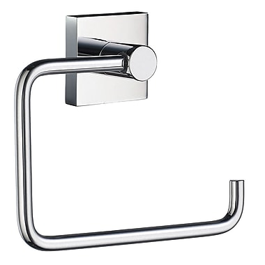 Smedbo House Wall Mounted Toilet Roll Holder; Polished Chrome