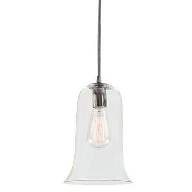 JVI Designs Grand Central 1-Light Mini Pendant; Oil Rubbed Bronze