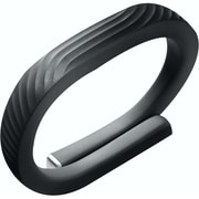 Jawbone UP24 Fitness Tracker, Refurbished - Onyx - Medium
