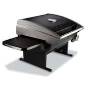 Cuisinart Portable Outdoor Tabletop Propane Gas Grill, 12000 BTU, Black