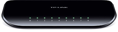 TP-LINK 8-Port Gigabit Desktop Switch (TL-SG1008D)