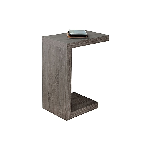 Monarch Specialties Wood Accent Table, Brown, Each (I 2488)