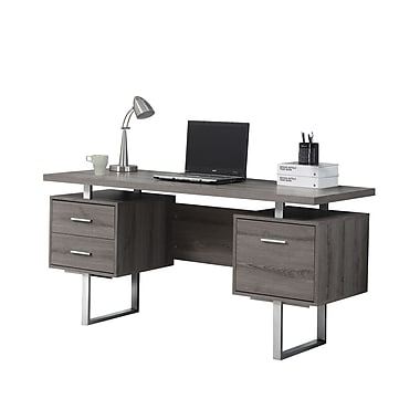 commercial office desks | all desk dimensions | staples®