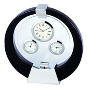 Elegance – Horloge, thermomètre et hygromètre
