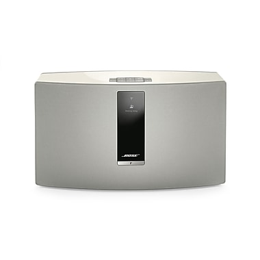 Bose® SoundTouch 30 Series III Wireless Music System, White (738102-1200)