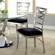 Hokku Designs Cannon Side Chair (Set of 2)
