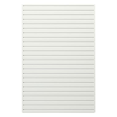 Flow Wall 24 Square Ft. 72''H x 48''W Panel Pack; White