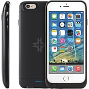 IBATTZ Refuel Invictus 6000 Case for iPhone 6 Plus/6 S Plus (IBZR6PBLKV1)