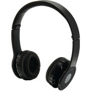 ILIVE GPXIAHB16B Over-Ear Wireless Headset with Microphone, Black