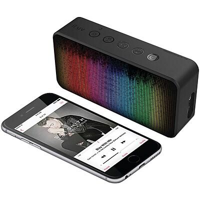 iLuv ILVAM6PARTYBK Aud Mini 6 Party Bluetooth