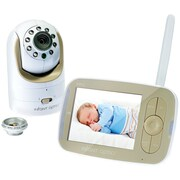 Infant Optics IFOB00ECHYTBI Video Baby Monitor with Interchangeable Optical Lens
