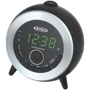 JENSEN Dual Alarm Projection Clock Radio (JENJCR225)