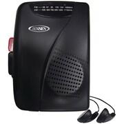 Jensen JENSCR70 Cassette Player/Recorder with AM/FM Radio