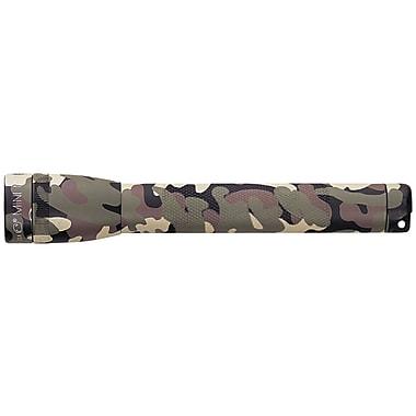 Maglite – Lampe de poche miniature de 14 lumens avec étui, camouflage (MGLSM2A02H)