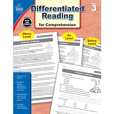 Differentiated Reading for Comprehension Resource Book, Grade 3
