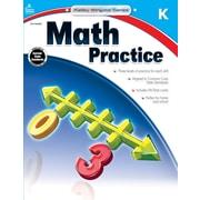 Math Practice Workbook Carson Dellosa