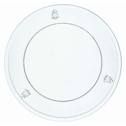 La Rochere Bee Glass Dinner Plate, 6/Pack