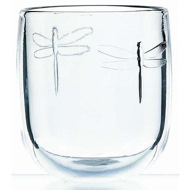 La Rochere – Gobelet en verre, Dragonfly, 10 oz, paq./6